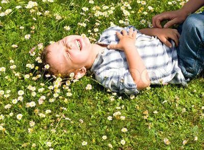 dijete-trava