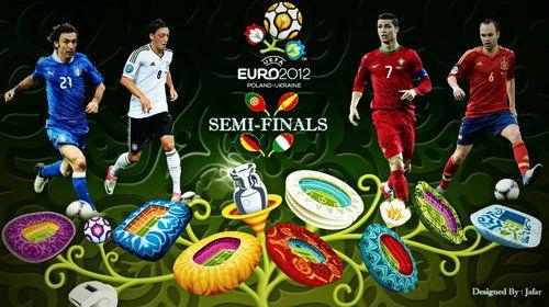 euro2012 polufinale