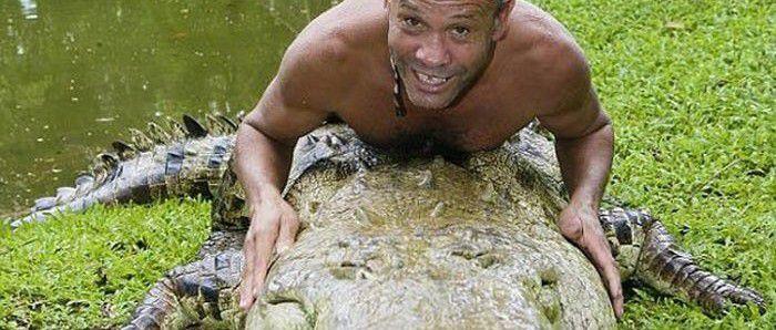 krokodil-ribar