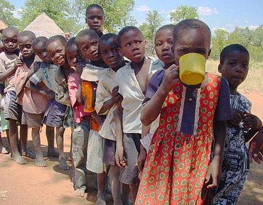 gladna djeca
