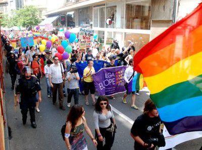 rusia gej parada