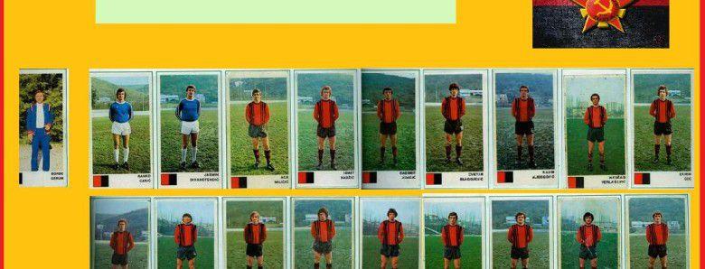 FK SLOBODA 1976-77