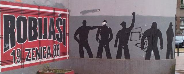 grafiti robijasi