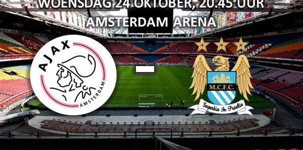 Ajax-Manchester-City
