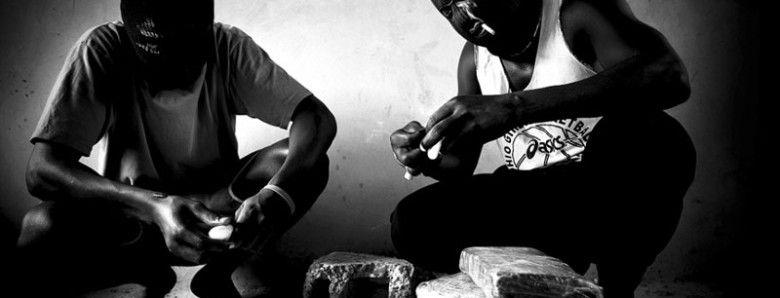 kokain istorijat