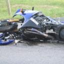 Motociklista poginuo u saobraćajnoj nesreći kod Gračanice