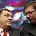 Danas sastanak Vučića i Dodika u Beogradu