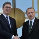 Vučić sutra u posjeti Turskoj