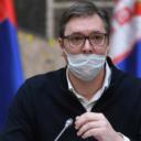 """Maska Aleksandra Vučića na prodaju: """"Kao nova, cijena – 1.500 eura"""""""