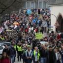 Njemačka: Na jučerašnjim protestima u Berlinu privedeno 600 osoba