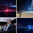 Svečano spojen Pelješki most: Na svečanosti prisustvovao i Dragan Čović