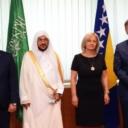 Krišto i Zvizdić pozvali saudijske investitore da više ulažu u Bosnu i Hercegovinu