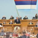 Koliko će zaraditi političari iz RS-a dok traje blokada institucija BiH?