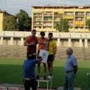 Hajrudin Vejzović pobjednik u trci na 100 m na Međunarodnom atletskom mtingu u Trstu