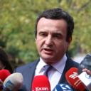 Premijer Kosova, Albin Kurti dolazi u Slavonski Brod, dočekat će ga Plenković