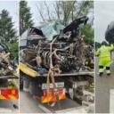 Policija i dalje traga za vozačem kamiona: Automobil 'Alfa Romeo' potpuno uništen nakon teške nesreće u blizini petlje Šićki Brod