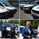 Graničnoj policiji i SIPA-i donirana 64 nova vozila i specijalistička oprema