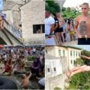 Dragan Milovanović i Emil Tiro pobjednici skokova sa Starog mosta