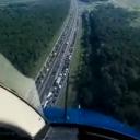 Haotične i kilometarske gužve na autocestama u Hrvatskoj