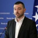 Magazinović: Neće da dođu na posao jer im je zabranjeno da negiraju genocid