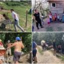 Mladi iz sedam država grade kuću povratničkoj porodici Mehić iz Konjević Polja