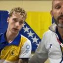 Nedžad Husić nakon historijskog rezultata: Sretan sam, ali malo više tužan