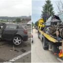 Povrijeđeni vozač 'Alfa Romea' priključen na respirator, i suvozač ima teške povrede