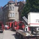 Požar u centru Sarajeva: Jedna osoba smrtno stradala