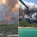 Požari bjesne i najpoznatijim turskim ljetovalištem: 3 gradske četvrti u Antaliji evakuisane