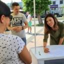 Sanja Vulić nakon potpisivanja peticije: Sarajevo će prvi put da vidi šta je srpsko jedinstvo