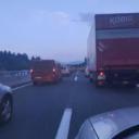 Na ulazu u Sarajevo: Zbog radova na cesti i pojačane frekvencije automobila stvorene velike gužve