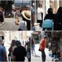 Ulice Sarajeva prepune građana i turista
