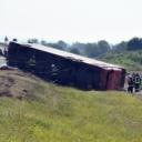 Poznati detalji nesreće kod Slavonskog Broda: Poginulo devet putnika i vozač, osmero teže povrijeđeno