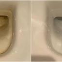 Tvrdokorne mrlje u WC šolji možete brzo i lako očistiti uz jedan proizvod iz kuhinje