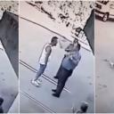Srebrenik: Pogledajte kako policajci tuku muškarca dok leži na zemlji