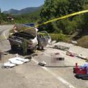 Tragedija: U sudaru poginulo pet članova iste porodice, krenuli na vjenčanje