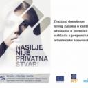 Parlamentarke pozvale na hitno usvajanje Zakona o zaštiti od nasilja u porodici