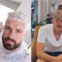 Kompenzacija za šišanje: Fudbaleri Veleža protiv Rudara sa ofarbanim glavama