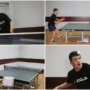 Haris Eminović, prvi bh. paraolimpijac u stonom tenisu: U Tokiju se neću predati