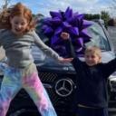 Poduzetnica 9-godišnjoj kćerkici poklonila luksuzni Mercedes