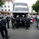 Njemačka: Sukob policije i demonstranata u Berlinu