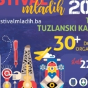 Otvorene prijave za učešće na 1. Festivalu mladih u Tuzli