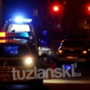 Tuzla: U saobraćajnoj nezgodi motociklista zadobio teške tjelesne povrede