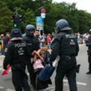 Njemačka policija na meti kritika zbog prekomjerne upotrebe sile na protestima
