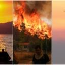 Apokaliptične scene: Nastavlja se nadljudska borba protiv požara u Turskoj
