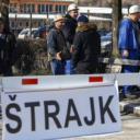 """Više od 600 rudara rudnika """"Kreka"""" ostaje bez radnog angažmana, idu u štrajk"""