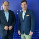 Christian Schmidt i ambasador SAD-a Eric Nelson sastali se u Sarajevu