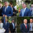 Politička i diplomatska svita: U Sarajevu prijem povodom dolaska novog visokog predstavnika