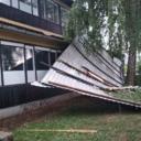 Nevrijeme u Banjaluci uništilo i školu