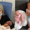 Učiteljica rodila četvero djece u manje od godinu dana